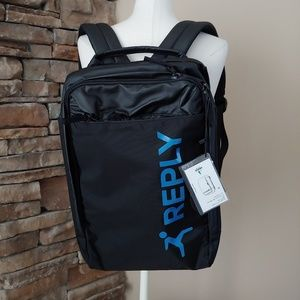 Laptop backpack with numerous compartments